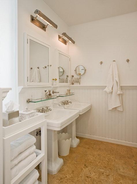 June 2010 white cabana - Design sponge bathrooms ...