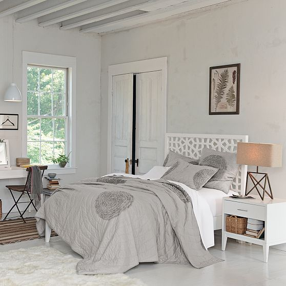 west elm headboards  clandestin, Headboard designs
