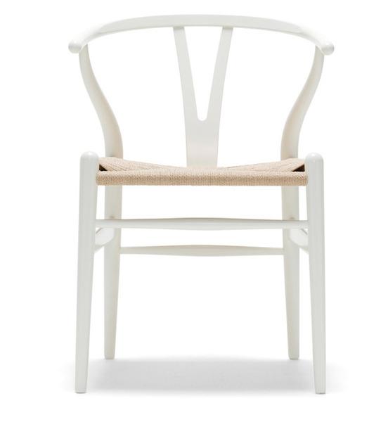 furniture hans wegner wishbone chairwhite cabana white cabana. Black Bedroom Furniture Sets. Home Design Ideas